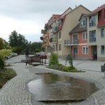 Brückenplatz in Schmölln