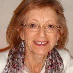 Herta Gutmann, die Vorsitzende des Partnerschaftskomitees