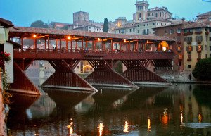 Bassano del Grappa, Ponte Vecchio