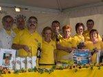 Fiera-Franca 2014: Standmannschaft