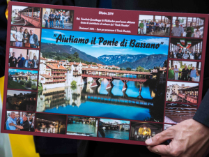 Bilder von der Ponte Vecchio