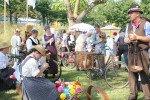 Gartenschau Mühlacker: buntes Treiben durch die Gruppe Arti per Via aus Bassano