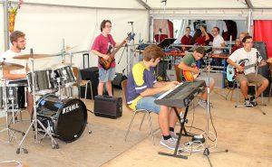 Dark Passengers, die Nachwuchs-Rockband aus Bassano del Grappa