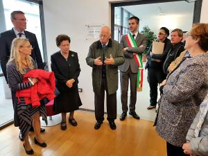 Frank Fuchs wurde posthum zum Ehrenbürger ernannt